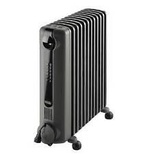 DeLonghi Radia S TRRS1224E Digital Oil Column Heater - Grey