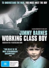Working Class Boy : Jimmy Barnes (DVD, 2018) NEW