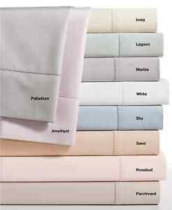 Hotel Collection100% Supima Cotton 680TC TWIN XL Fitted Sheet White $145