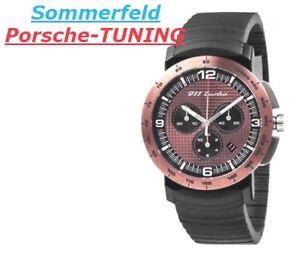 orig. Porsche Design 911 Turbo Chronograph Uhr Watch WAP0700830D Limited Edition