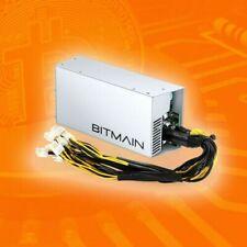Bitmain APW3 Power Supply Unit (PSU): Antminer ASIC Miners S9, L3+, Z9, Z11, E3