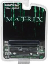 Greenlight 1965 Lincoln Continental The Matrix Black 1:64 44770-C