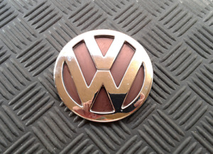 OEM Volkswagen Body/Dash Emblem. 9cm
