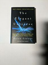 The Elegant Universe : Superstrings, Hidden Dimensions Brian Greene Book