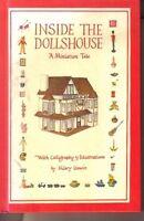 Inside the Doll's House - A Miniature Tale  - Hilary Unwin H/B