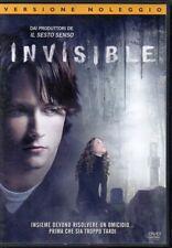 INVISIBLE - DVD (USATO EX RENTAL)