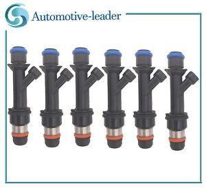 6Pcs Fuel Injector For Chevrolet Trailblazer GMC Envoy 4.2L 2002-2004 25313185