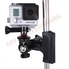 Multi-function clamp+Tripod Mount Adapter+Screw for Camera GoPro Hero 1 2 3 3+ 4