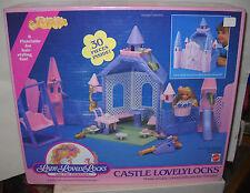 #8151 RARE NRFB Vintage Mattel Lady Lovely Locks Castle LovelyLocks