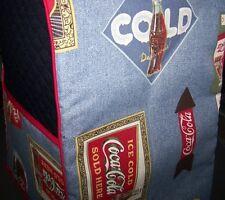 Coca Cola Coke or Pepsi Cola Soda Quilted Cover KitchenAid Mixer NEW