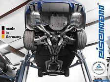 EISENMANN BMW F10 M5 Endschalldämpfer 4x 90mm DAS ORIGINAL !