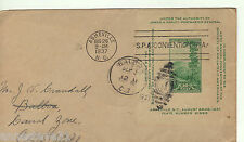 A LOVELY COVER FROM THE USA. 1937 M/S 43rd CONVENTION OF PHILATELIC AMERICANS