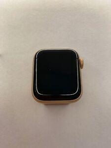 Apple Watch SE GPS 40mm Gold Aluminum Case