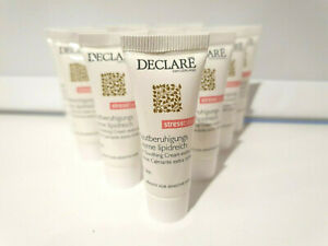 DECLARE stress balance 50ml of HAUTBERUHIGUNGS Creme lipidreich 5ml tubes x 10