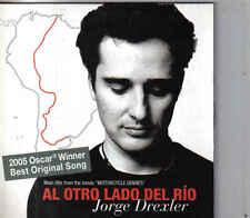 Jorge Drexler-Al Otro Lado Del Rio Promo cd single