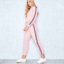 Gb 2pcs Mujer Chándal Sudaderas Conjunto de Pantalón Lounge Ropa Sport Suit 6-20