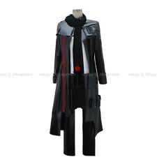 New Guilty Crown Shu Ouma Shu Black Uniform Cos Clothing Cosplay Costume