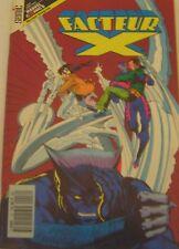 Facteur X n° 16 Marvel Comics Version Int Edit Semic