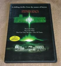 The Tommyknockers DVD The Complete Miniseries Stephen King Jimmy Smits