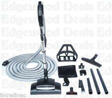 Wessel-Werk Chateau Collection 30ft Central Vacuum Kit EBK340  Power Nozzle Set