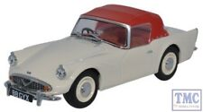 DSP003 Oxford Diecast 1:43 Scale Daimler SP250 Hood Ivory/Red