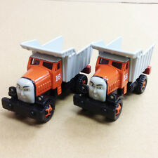 LOOSE FISHER THOMAS TAKE N PLAY DIECAST MAGNETIC TRAIN- MAX + MONTY FREE SHIP