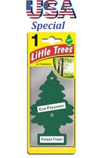 168 Little Trees Forest Fresh Air Cool Scent Aroma Hanging Car Truck smell Good