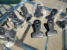 Grip Lighting Clips/ Clamps x18, Mount, Backdrop, Steel,Baby Pins ,Chips, lamps