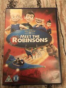Disney Meet The Robinsons DVD (Region 2 UK & Eur)