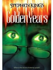 Stephen King's Golden Years [New DVD] Full Frame, 2 Pack, Dubbed, Subtitled, S