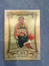 2008-09 TOPPS TREASURY KEVIN DURANT RIP CARD UNRIPPED /299 SEALED MINI AUTO?