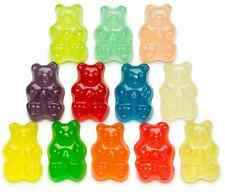 Albanese 12 Flavor Gummy Bears 5 POUND Bulk Classic Gummies FREE SHIPPING
