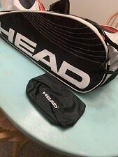 Head Racquetball Duffle Bag Lightly Used