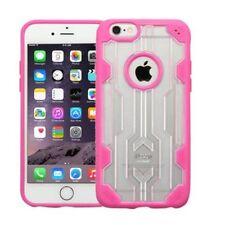 Étuis, housses et coques roses transparentes iPhone 6 Plus pour téléphone mobile et assistant personnel (PDA) Apple