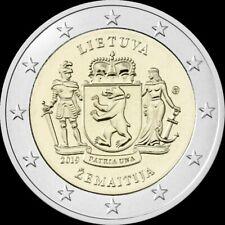 Litouwen 2019 - Zemaitija - 2 euro CC - UNC