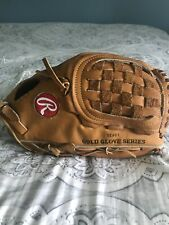 Vintage Rawlings Heart of the Hide Outfield Baseball Golden Glove OEA01