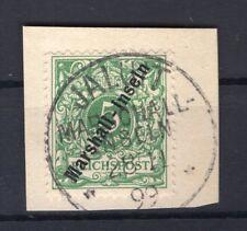marshall-i. 8 stempelsorte 1 Timbré coin de lettre de luxe BPP ( a7447