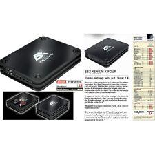 ESX X-FOUR Xenium 4-Kanal Mini Endstufe 500 Watt Verstärker