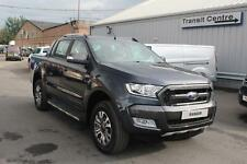 [NEW] Ford Ranger 3.2TDCi 200PS Wildtrak 4x4 Auto in Grey + Roll Cover, Tow Bar