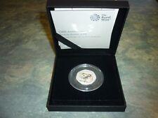 2016 Royal Mint Beatrix Potter MRS TIGGY WINKLE 50p Silver Proof
