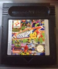 INTERNATIONAL SUPERSTAR SOCCER 99 Nintendo GameBoy Color Game Cartridge KONAMI