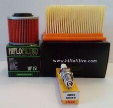 BMW F650GS / Dakar (09/2003 to 2005) Service Kit (Air / Oil Filter & Spark Plug)