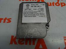 VW GOLF MK4 2001 AIRBAG ECU 6Q0 909 605 A 6Q0909605A **FREE UK DELIVERY**