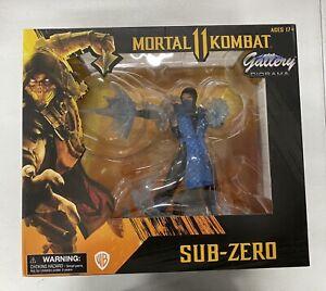 Mortal Kombat 11 Sub-Zero Diamond Gallery PVC Statue
