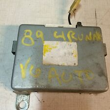 Toyota 4Runner Truck 1989  V6 Automatic Transmission Controller