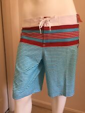 NEW- Men's Mossimo Supply Co. Below Knee Board Shorts Tag Size 34