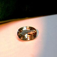 6x4.5mm Classic Oval Genuine Color Change Zultanite 0.63 carats, EC=Eye Clean