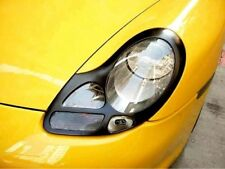 1997-2001 Porsche 911 / 996 Euro Style Headlight Covers (UNPAINTED)