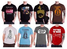 Frank Zappa Hot Rat Burgers inspired Men/'s T-Shirt