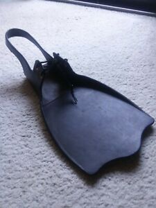 Single Float Tube Fin step-in laced
